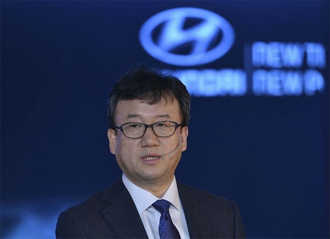 Hyundai Assan Turkey Chair and CEO Mong Hyun Yoon
