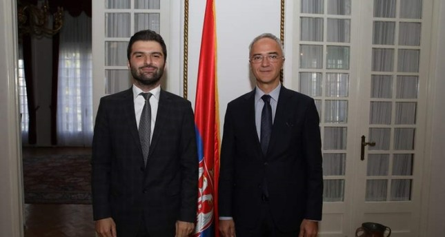 Serbian envoy highlights excellent ties, calls for more cooperation in every area