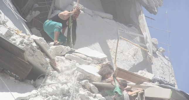Witnesses of Idlib catastrophe describe horror as humanity fails them
