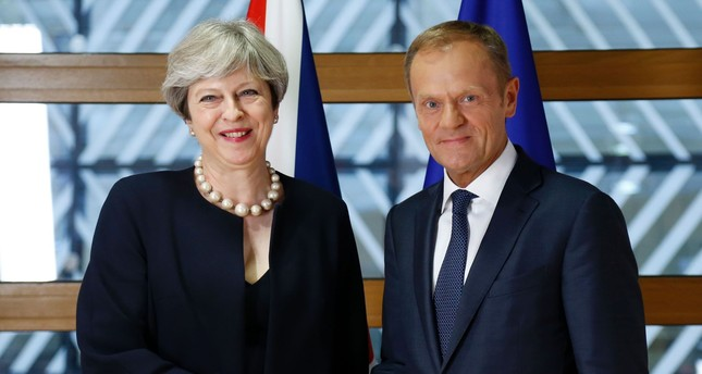 'Dreamer' Donald Tusk channels John Lennon to suggest Brexit could be reversed