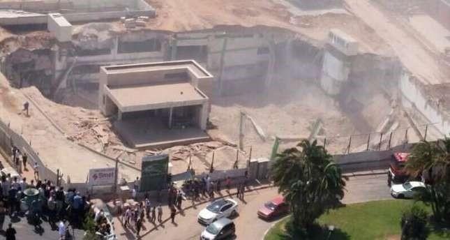 Einsturz von Tiefgarage in Tel Aviv: 18 Verletzte, mindestens 9 verschüttet
