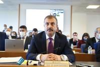 محافظ البنك المركزي التركي شهاب قاوجي أوغلو الأناضول