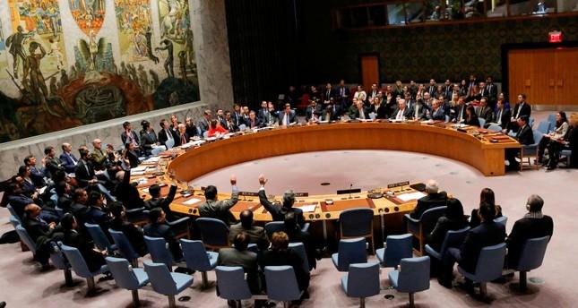 مجلس الأمن يدعو جميع أطراف النزاع السوري إلى مغادرة منطقة العزل في الجولان