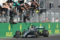 Hamilton chases down Verstappen for brilliant Hungarian GP win