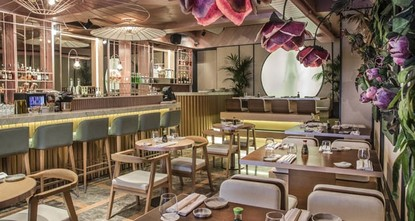 International cuisine in Istanbul