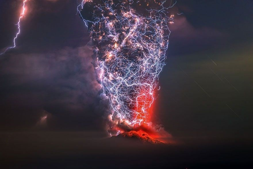 El Calbuco, Chile - 1st place in The Beauty Of The Nature category