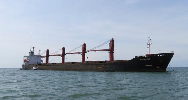 وزارة العدل الأمريكية تعلن مصادرة سفينة شحن كورية شمالية