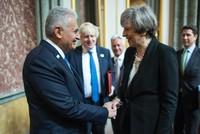 PM Yıldırım in UK to enhance bilateral ties, increase cooperation in defense, economy