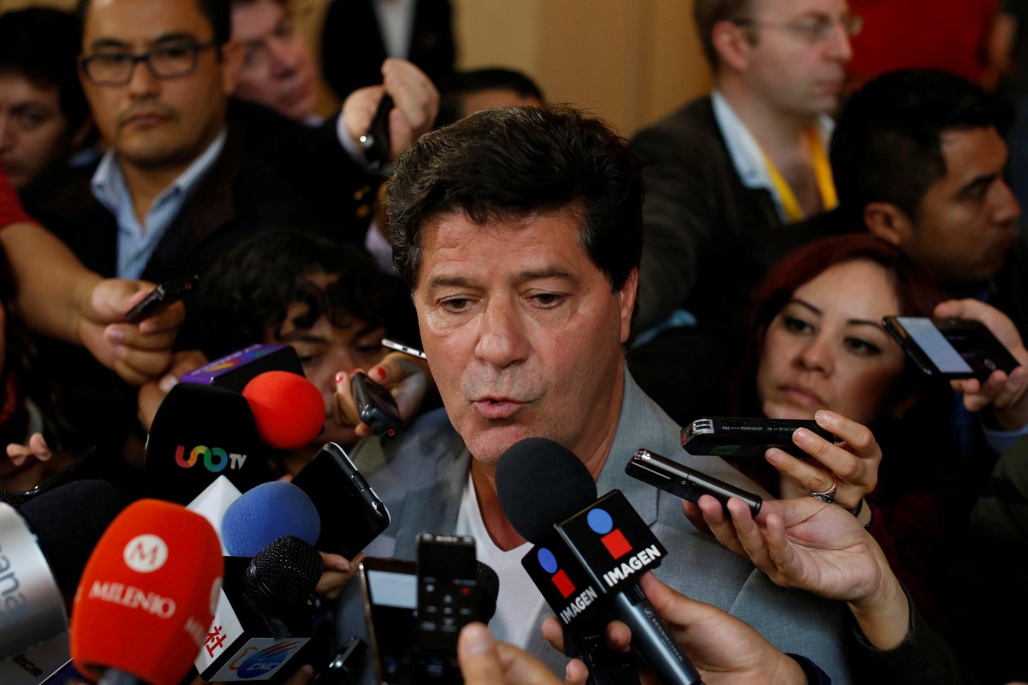 Jerry Dias, national president of Canadian union Unifor
