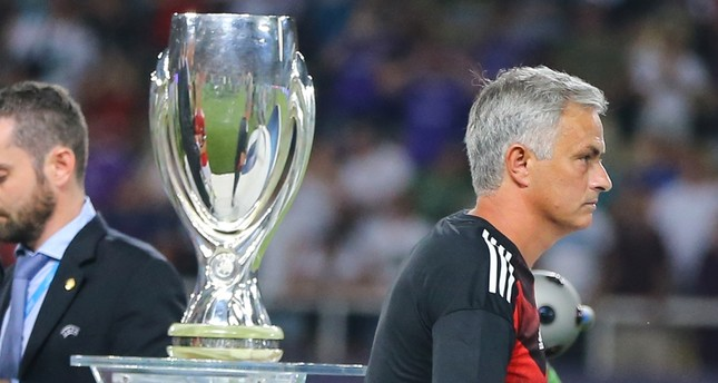 Mourinho: Man United can benefit from Madrid lesson