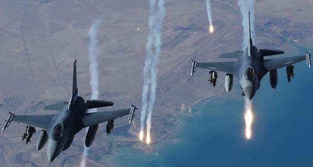 مقتل 20 من إرهابيي بي كا كا في قصف تركي شمالي العراق
