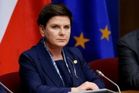 Poland 'ready' to demand WWII reparations from Germany, PM Szydlo says