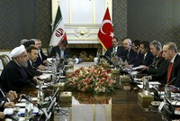 Turkey, Iran to use national currencies in bilateral trade, bolster economic ties