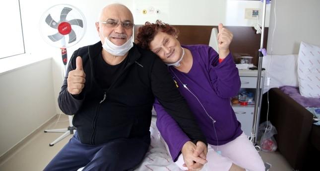 في عيد الحب.. مسن تركي يهدي كليته لزوجته