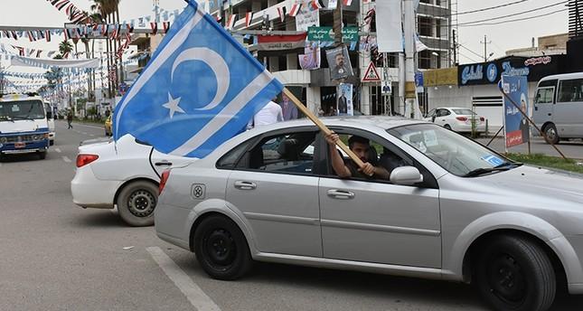 آلاف التركمان يتظاهرون ضد تزوير الانتخابات بكركوك وبغداد تحقق في الأمر