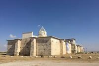 Travel back in time at Zazadin Han in Konya
