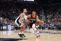 Spurs edge Rockets 135-133 in double overtime