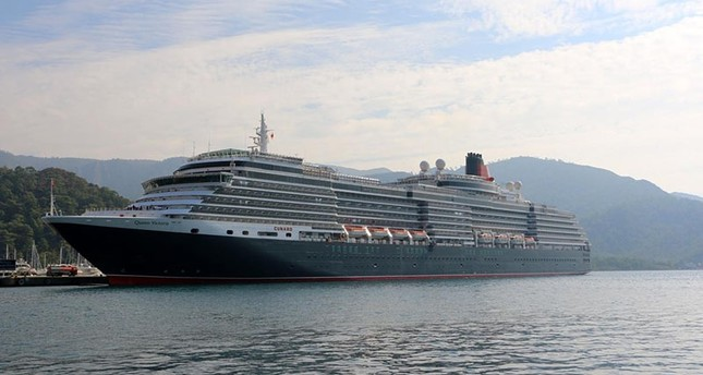 Cruise ships to receive $30 gov't support per passenger