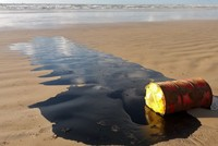 Mystery oil on Brazil beaches may have 'criminal' origin, president says