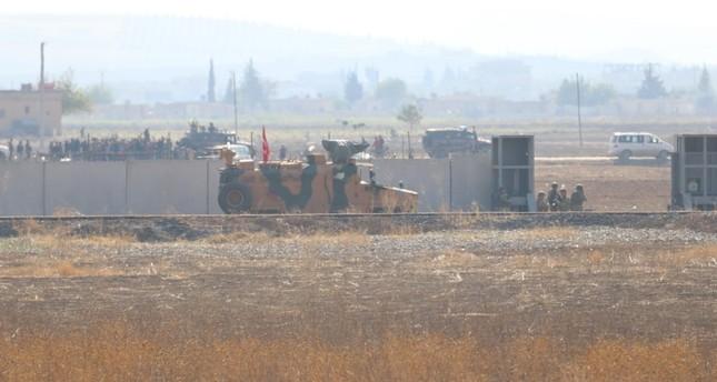 تركيا وروسيا تسيران الدورية المشتركة الثالثة في القامشلي شمال شرق سوريا