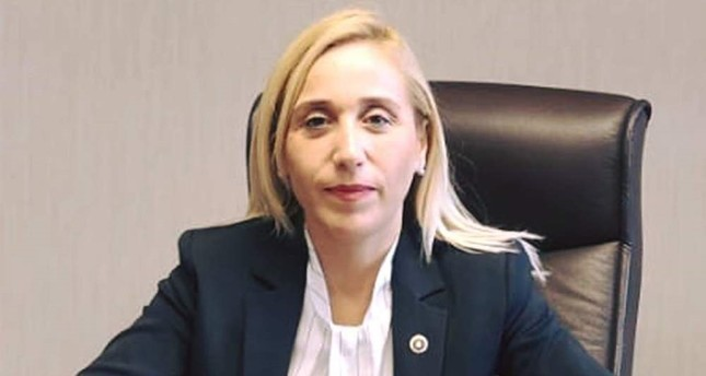 Opposition party IP's deputy chair resigns