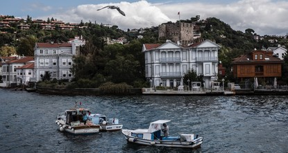 Pearls of Bosporus: Waterfront mansions for sale in high demand from foreigners