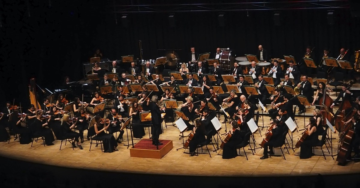 u201cQasida of Wateru201d oratorio will meet listeners at Cemal Reu015fit Rey (CRR) Concert Hall on March 19 at 8 p.m.