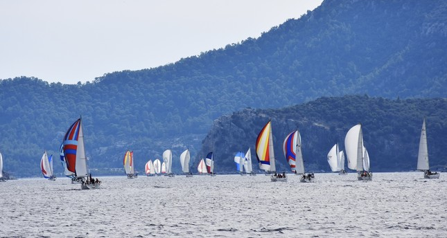 This year's Marmaris International Race Week is set to take place between Oct. 26 and Nov. 1.