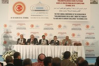 400 lawmakers attend Jerusalem meeting in Istanbul