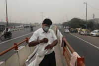 New Delhi tops the list of most polluted cities in the world