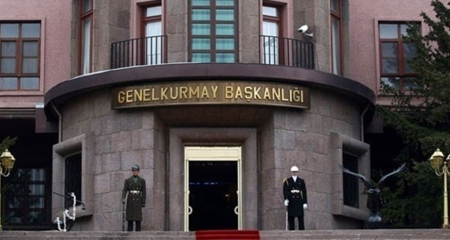 The General Staff headquarters in Ankara.