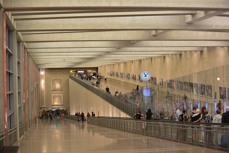 Ben Gurion International Airport in Tel Aviv, Israel. (File Photo)