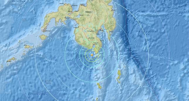 6.8 magnitude quake rocks the Philippines, sparking tsunami fears