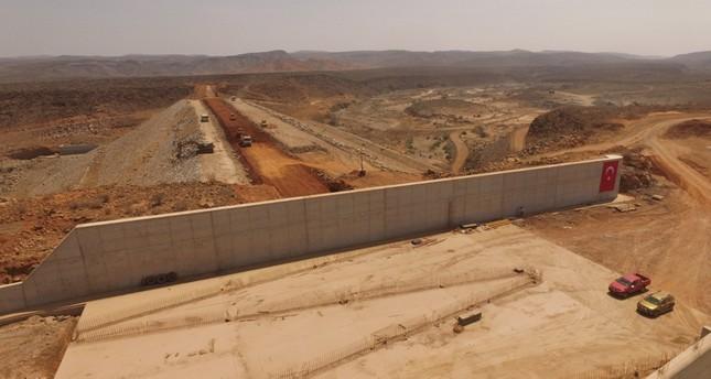 تركيا تقترب من إكمال بناء سد الصداقة أمبولي بجيبوتي