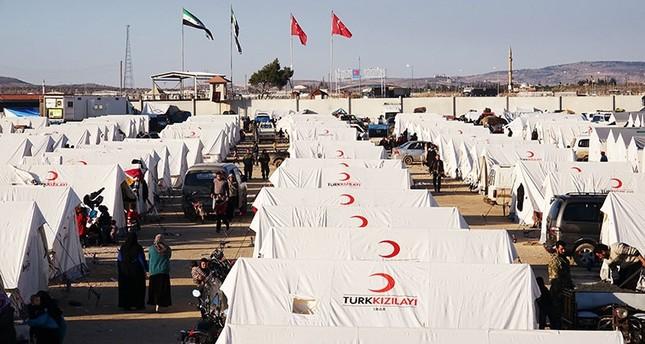 UN praises Turkey for hosting 3 million Syrian refugees