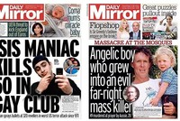 Daily Mirror criticized for whitewashing terrorist