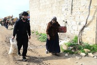Civilians return to villages liberated from YPG, cleared of explosives in Afrin