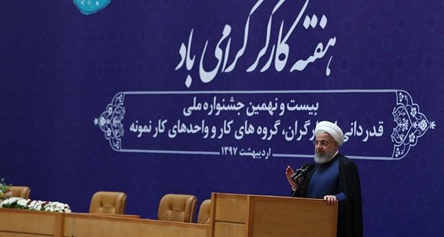 طهران تحذر واشنطن من ندم تاريخي إذا انسحبت من الاتفاق النووي
