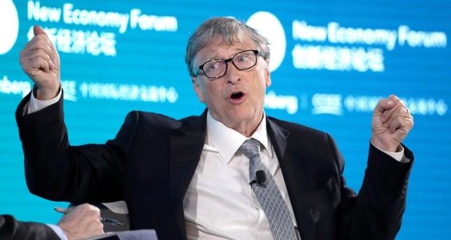 بيل غيتس يتنحى عن إدارة شركة مايكروسوفت بعد 45 عامًا للتفرغ للأعمال الخيرية