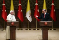President Erdoğan to meet Pope in February