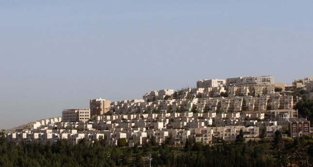 A general view of Ramat Shlomo, a religious Jewish settlement, is seen in an area of the West Bank unilaterally annexed to Jerusalem by Israel, March 11, 2010. Reuters Photo