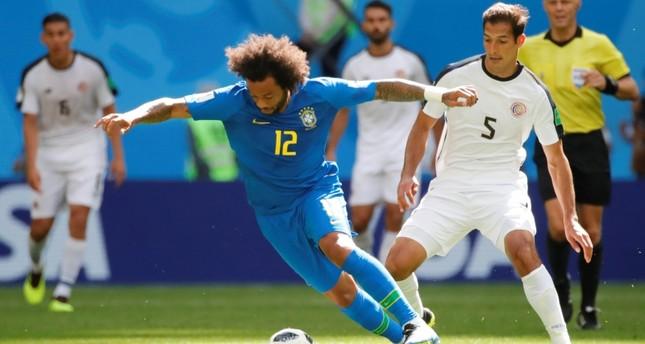 في الدقائق الأخيرة..البرازيل تنجو من السقوط في فخ التعادل أمام كوستاريكا