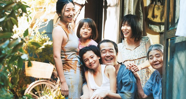 """Shoplifters,"" an Oscar nominee in the category of Best Foreign Language Film, received the Best Director award at the Antalya Film Festival."