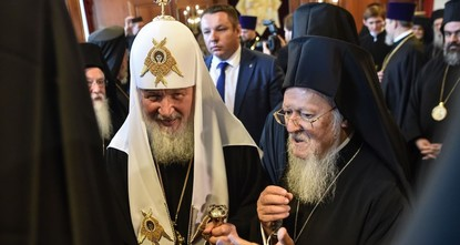 Ukraine hopes Istanbul patriarchate will grant autonomy to its church