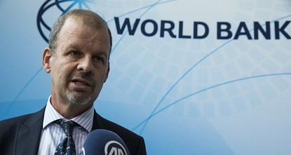 pThe World Bank raised Turkey's economic growth forecast for the year, according to a Migration and Mobility report published on Thursday./p  pEconomic growth in Turkey is projected to grow 4...