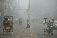 New Delhi most polluted capital in world, study says