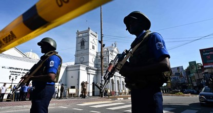 Bomb, detonators found near Sri Lanka airport, bus hub