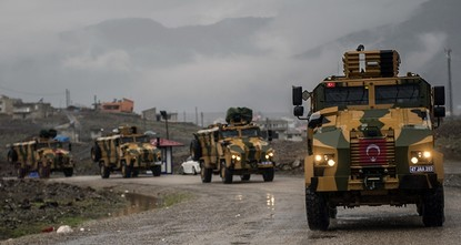 Over 3,700 terrorists 'neutralized' in Afrin operation