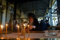 Patriarch Bartholomeos says MidEast battling with enough problems already, no need for new ones