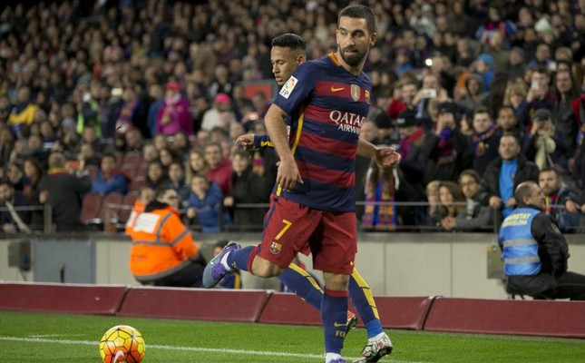 Turan puts Neymar's position in jeopardy